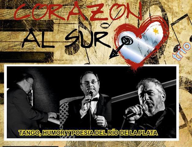 Corazón al Sur en Vigo