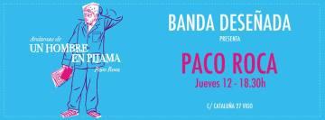Paco Roca en Banda Deseñada