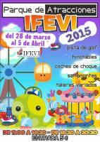 Parque de atracciones IFEVI 2015