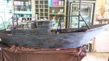El Alfageme convertido a Chocolate