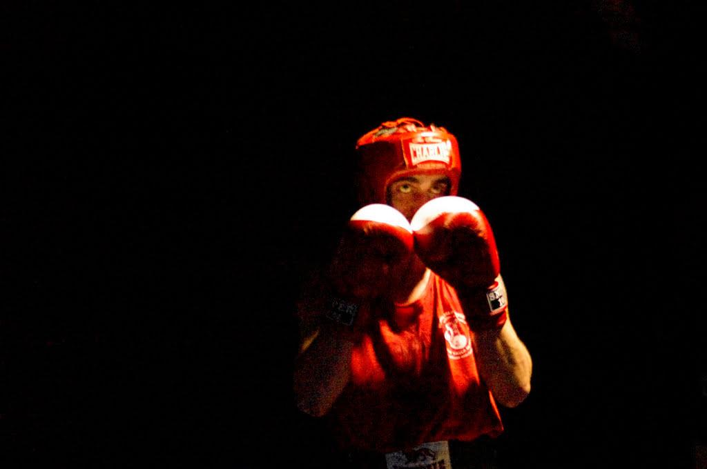 Gran Velada Boxing Warriors en Vigo