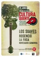 Festival Cultura Quente 2015 en Caldas de Reis