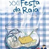 Cartel Fiesta de la Raia