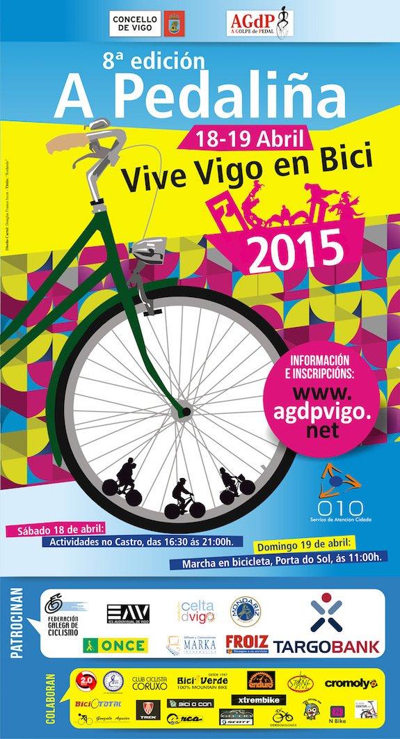 La Pedaliña 2015