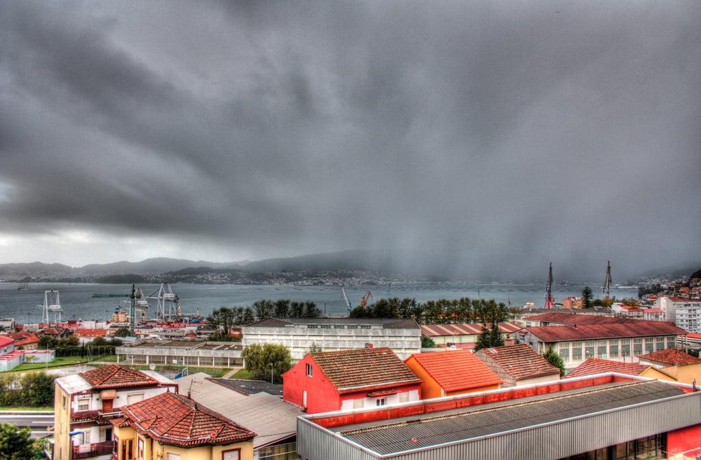 Puente de Mayo en Vigo