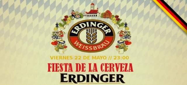 Cerveza Erdinger