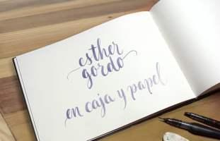 Curso de iniciación a la caligrafía creativa