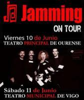 Jamming on Tour, Vigo