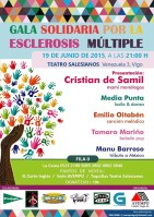 Gala Solidaria por la Esclerosis Múltiple