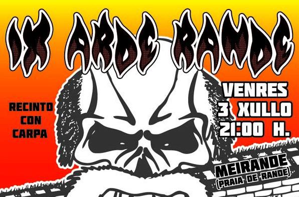 Festival Arde Rande 2015