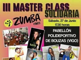 III Masterclass De Zumba Solidaria