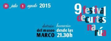 Festival de Curtas Na Rúa 2015