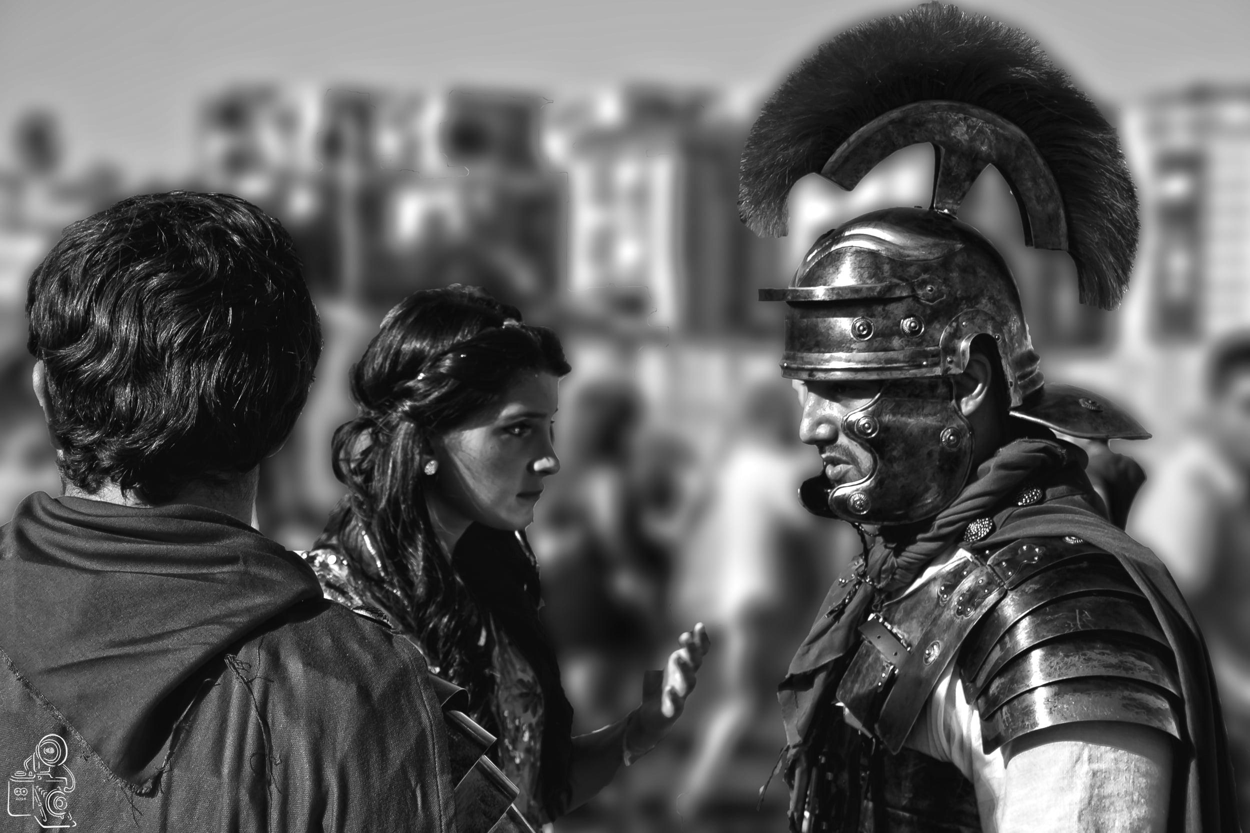 Vicus Spacorum 2015 – Renovada fiesta Romana en Navia