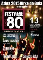 Festival Años 80 en Atios