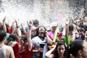 Fiesta del Agua 2017 en Vilagarcía de Arousa