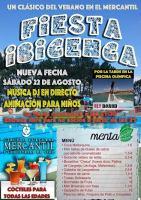 Fiesta Ibicenca 2015 en el Mercantil