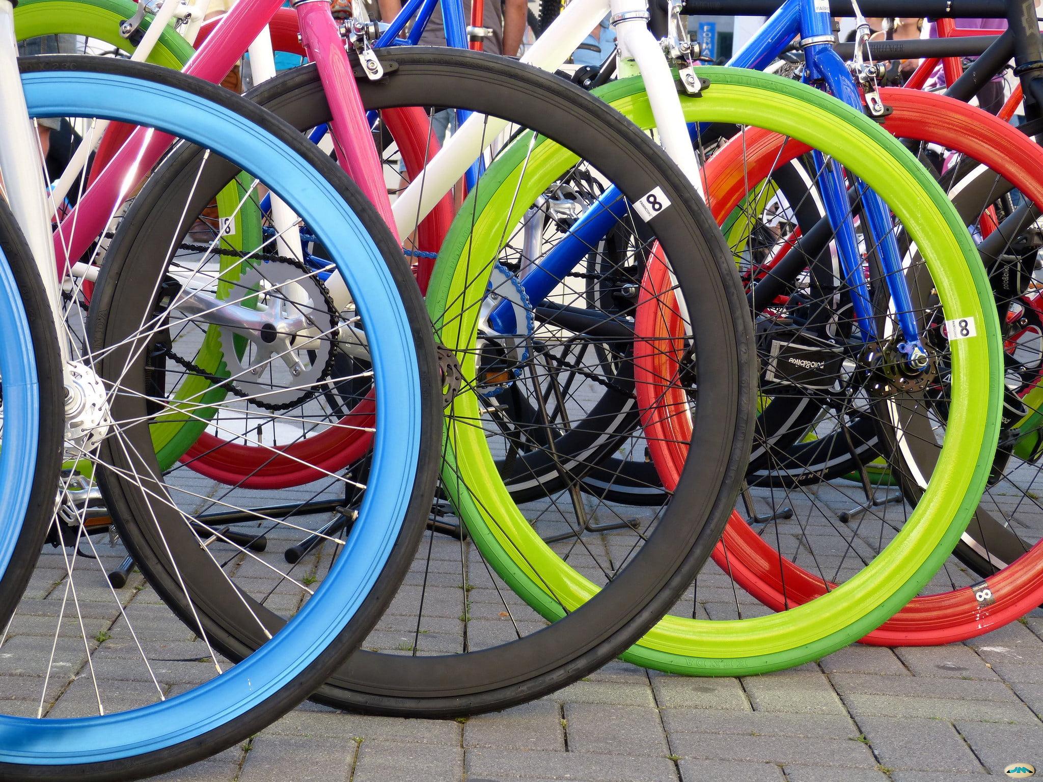 Marcha Ciclista en Navia