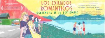 Los Exiliados Románticos en Multicines Norte.