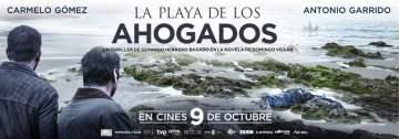 La playa de los ahogados en cines el 9 de Octubre
