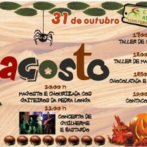 Halloween Magosto