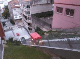 Inaugurado el primer ascensor urbano de Vigo