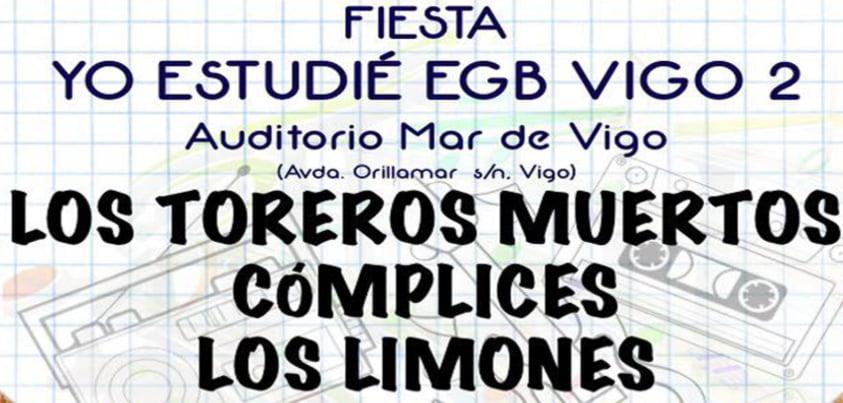 Fiesta Yo Estudié EGB Vol2