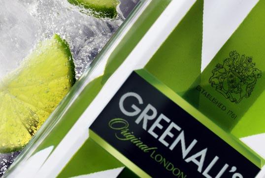 Fiesta Gin Premium Greenall´s