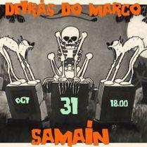 Samaín Detrás do Marco