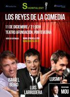 Los Reyes de la Comedia en Pontevedra