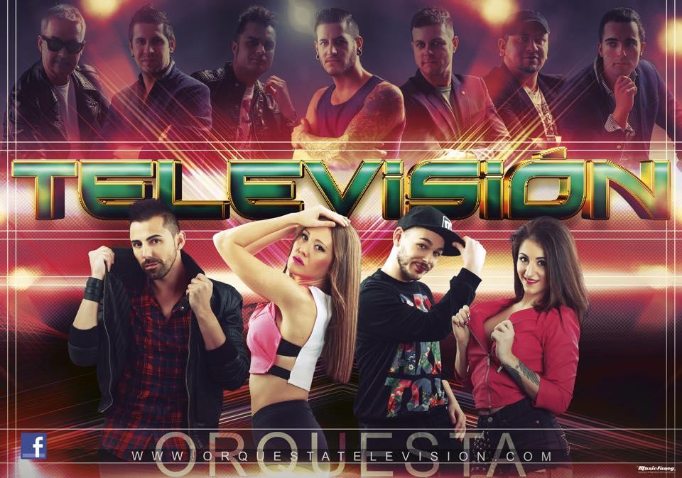 Orquesta Televisión en Samil