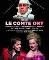 """Proyección ópera de Rossini """"Le Compte Ory"""""""