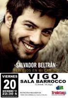 Concierto de Salvador Beltrán en Vigo