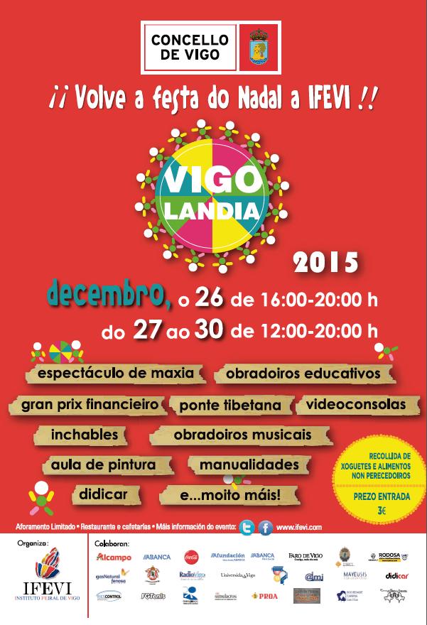 Vigolandia 2015 en el IFEVI