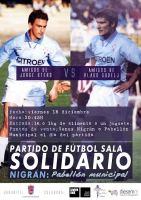 Partido Solidario Amigos de Jorge Otero vs Amigos de Vlado Gudelj