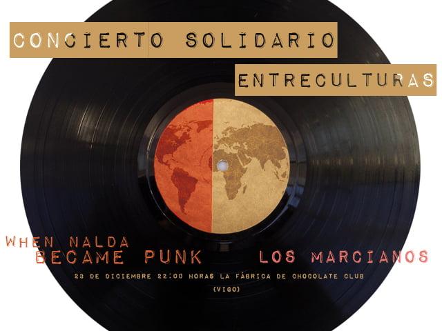 Concierto solidario de Entreculturas Vigo