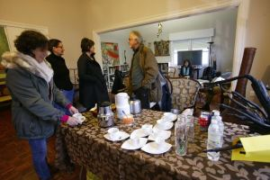Café filosófico en Baiona