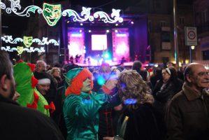 Desfile de carnaval en Vigo 2018