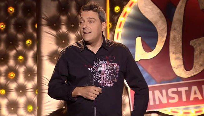 Juan Carlos Córdoba. Monólogo: La edad del pavo