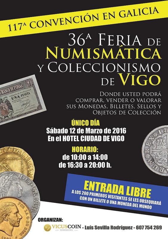 Feria de Numismática