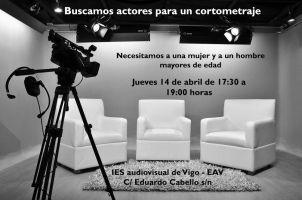 Casting – Cortometraje «Se buscan héroes»
