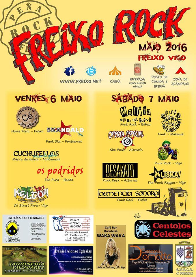 Freixo Rock 2016