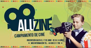 Aluzine, campamento de cine
