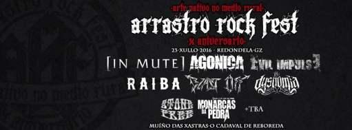 Arrastro Rock Fest