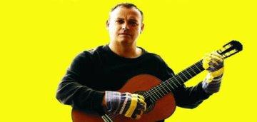Pablo Carbonell, el cantautor plasta