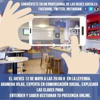 Redes Sociales en La Leyenda