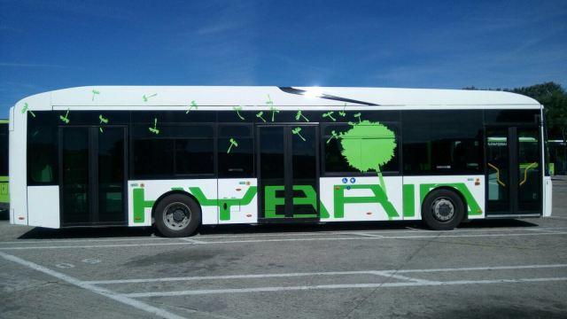 Bus híbrido 2