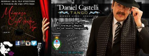 Tango de Daniel Castelli
