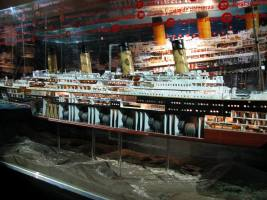 Exposición Titanic, The Reconstruction