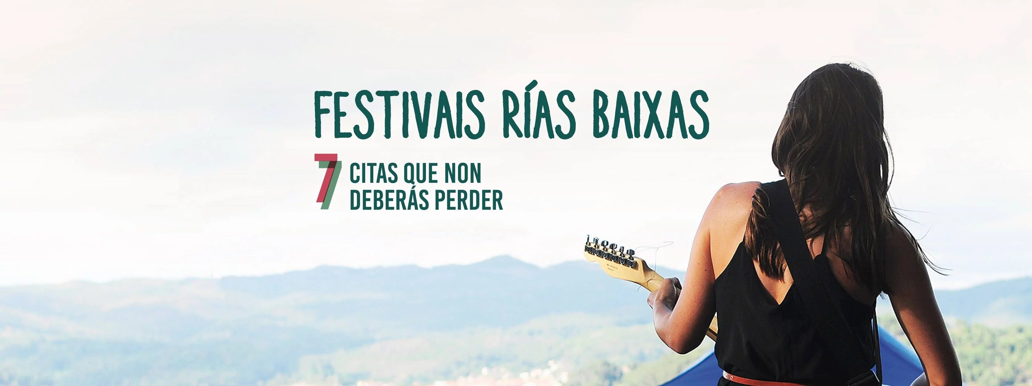 Guía de Festivales en las Rías Baixas