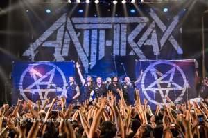 Anthrax y Aphonnic en Castrelos